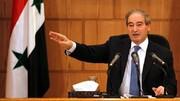 موضعگیری سوریه نسبت به تلاش ترکیه برای ایجاد منطقه امن