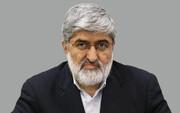 مطهری: بیانیه میرحسین موسوی را نپسندیدم/در برجام رهبری گفتند مذاکره کنید/لاریجانی در ماجرای بنزین اشتباه کرد/بهتر بود کلمه قرص ضدبارداری را نمیگفتم
