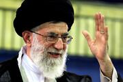 تصویری معنادار از رهبر انقلاب و آیتالله هاشمی در نشریه دفتر رهبری