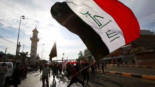 اعلام قانون منع آمد و شد در بغداد
