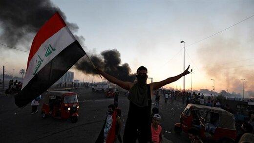 تظاهرات عراق برای چهارمین روز/ ورود یگانهای ضد ترور به کربلا