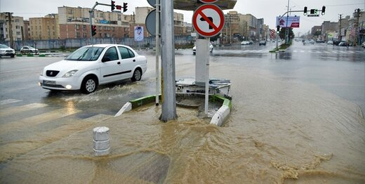 عامل آبگرفتگی خیابانها چیست؟