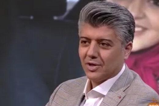 فیلم | مهدی مظفری: چون عاشق واقعی «ستایش» بودم، پای مرگ از او خواستگاری کردم!