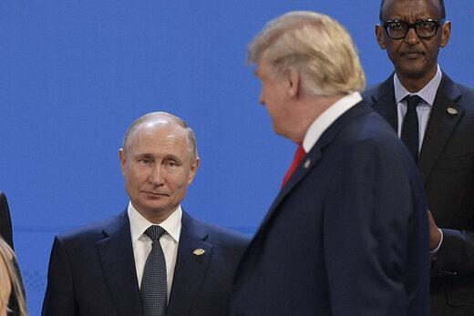 فایلی لو رفته از کرملین از دخالت مستقیم پوتین در انتخابات آمریکا خبر میدهد/ترامپ: چندشآور است