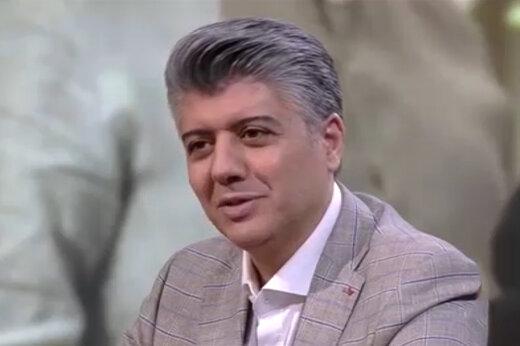 عکس|بازیگر «ستایش» در کنار عادل فردوسیپور
