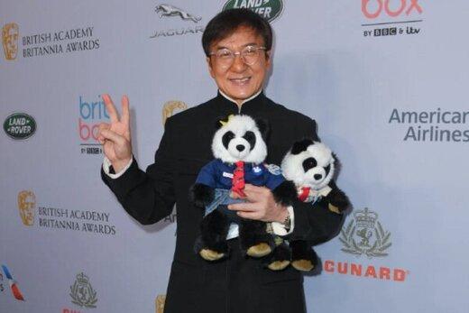 جایزه انگلیسی جکی چان در لسآنجلس