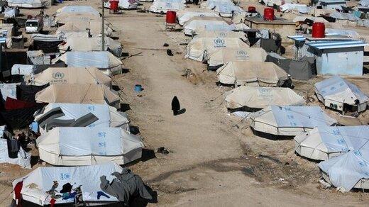 داعش کنترل کمپ الهول در سوریه را به دست گرفت