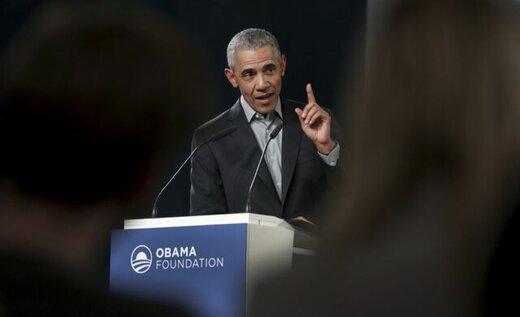 اوباما: احمقها هستند که راستی ندارند