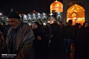 ورود نزدیک به ۳ میلیون زائر به مشهد؛ بیش از ۲۰۰ هزار نفر پیاده آمدند