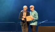 کیهان کلهر جایزه مرد سال موسیقی جهان را دریافت کرد