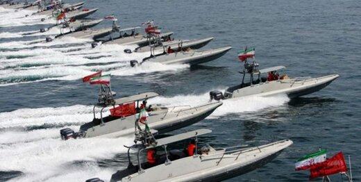 این قایق تندروی سپاه معروف به «زنبور سرخ» شد/خلیجفارس زیر سلطه شناورهای سپاه +تصاویر