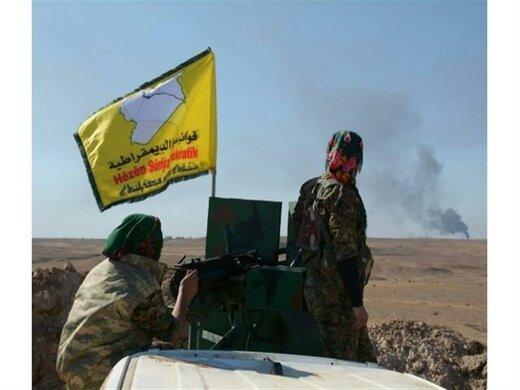 کردها از مرز ترکیه به سمت جنوب سوریه عقبنشینی کردند
