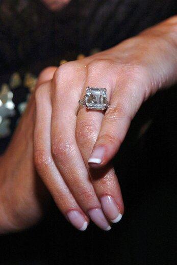 حلقه ازدواج ملانیا ترامپ در فهرست گران ترین ها