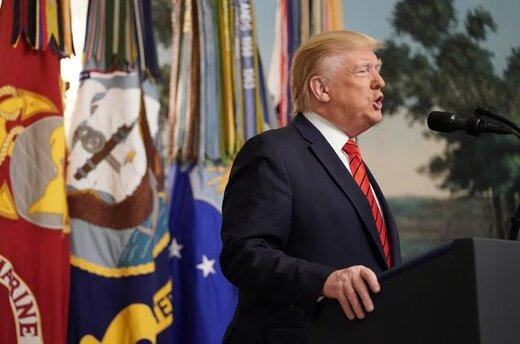 واکنش ترامپ به انصراف اورورک: او مثل یک سگ کنار رفت!