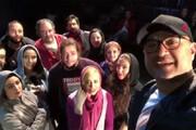 فیلم | رامبد جوان بی سر و صدا از کانادا به ایران برگشت!
