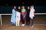 مسابقات آزاد تنیس منطقه آزاد اروند