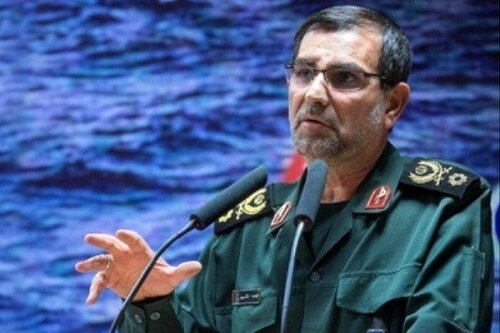 فرمانده بلندپایه سپاه: افرادی که دم از میهندوستی میزنند، حاضر نشدند برای دفاع از امنیت ایران، در سوریه و عراق وارد صحنه شوند