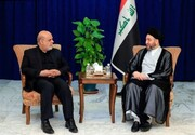 حکیم با سفیر ایران دیدار کرد