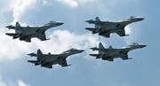 رهگیری سوخو 35 روسیه با پدافند هوایی ناتو