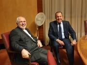 ظریف درباره چه موضوعی با لاوروف گفتگو میکند؟