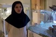 فیلم | حرفهای آتشین ملکه مارهای یزد: میخواهند خانهام را بگیرند و کافیشاپ کنند