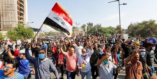 تاکید مرجعیت عراق بر عدم وارد کردن نیروهای جنگی در برخورد با تظاهرکنندگان