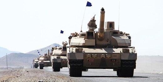 نظامیان سعودی وارد عدن شدند