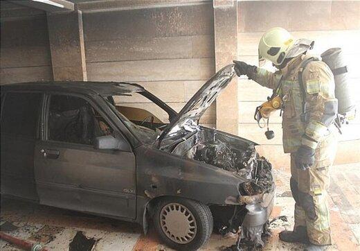 چقدر احتمال انفجار باک خودرو پس از آتشسوزی وجود دارد؟