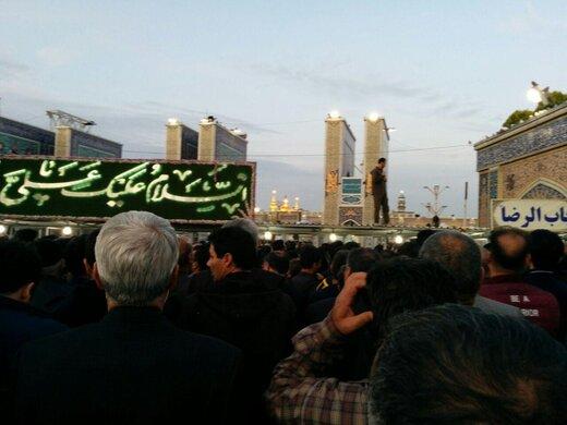 تصاویر | حال و هوای مشهد مقدس در سالروز شهادت حضرت امام رضا