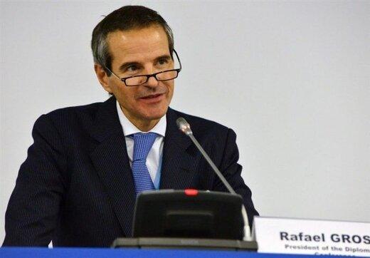 گروسی:توقف پروتکل الحاقی شکستی جدی برای جامعه بینالملل بود