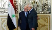 ایران تا کی در سوریه می ماند؟ / پاسخ ظریف را بخوانید