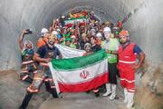 فیلم | بزرگترین تونل انتقال آب سریلانکا که ساخت ایران است