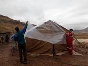 ۱۶ استان درگیر سیل/ به ۸۴۶ نفر امدادرسانی شد
