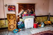 تصاویر | وضعیت زندگی مردم آققلا ۸ ماه پس از سیل ویرانگر