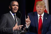 فیلم | مقایسه مصاحبه اوباما و ترامپ درباره کشتن بنلادن و البغدادی که سوژه خنده میلیونها نفر شده!