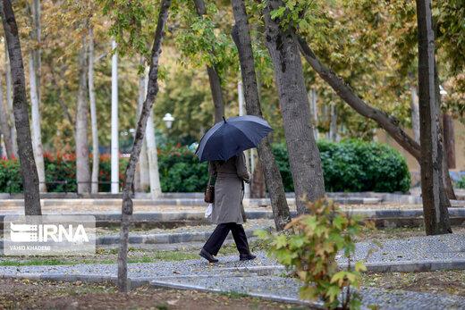امروز باران در کدام مناطق میبارد؟