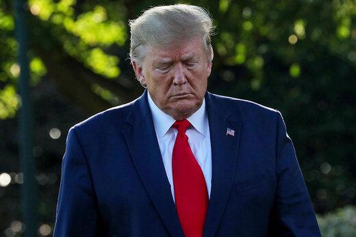 ترامپ تهدید به آبرو ریزی کرد