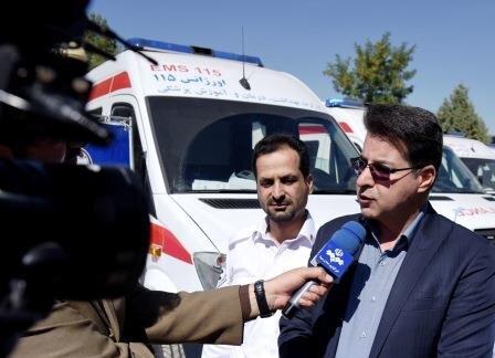 ارائه خدمات درمانی به بیش از شش هزار زائر اربعین حسینی(ع) در مرز شلمچه