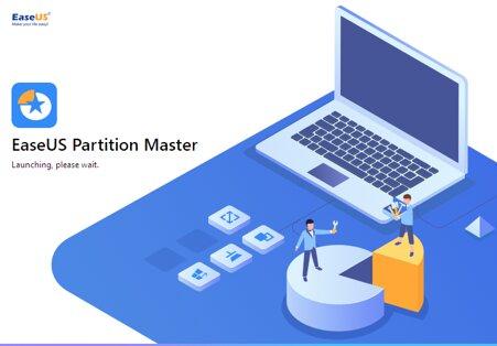 پارتیشن بندی هارد با EaseUS Partition Master بدون حذف اطلاعات