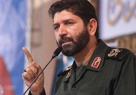 واکنش فرمانده سپاه سیدالشهدا به کشته شدن ابوبکر البغدادی/گام دوم انقلاب بر پایه مقاومت حرکت خواهد کرد