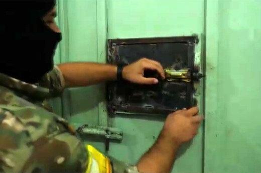 فیلم | درون یکی از زندانهای داعشی در شمال شرق سوریه را ببینید