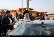 """بازدید سرزده رئیسی از """"ماشینسازی تبریز""""  و گفتوگو با کارگران"""