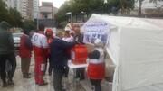 فعالیت ۲۵ پایگاه جمعآوری کمکهای مردمی برای آوارگان کرد سوریه در  استان کردستان