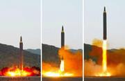 کره شمالی دو موشک ناشناخته پرتاب کرد/ کره جنوبی نگران شد!