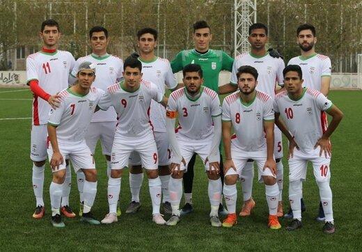 این جوانان آینده فوتبال ایران هستند/عکس