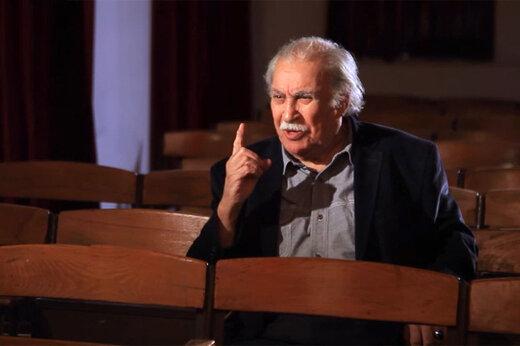 فیلم | شعر آذری که مرحوم ابراهیم آبادی از سرودههای خودش به یادگار خواند