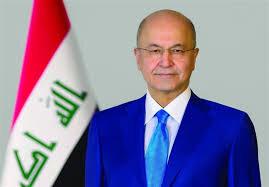 رئیس جمهور عراق : عبدالمهدی با استعفا موافقت کرد
