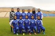 دبل هدیه، زمینهساز اولین امتیاز همیاری در لیگ برتر فوتبال بانوان