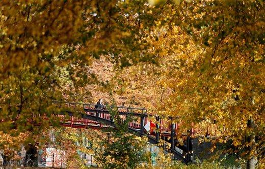 پاییز در آلمان