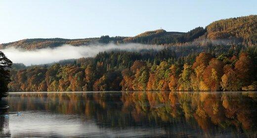 پاییز در اسکاتلند